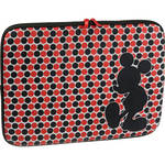"Mickey Mouse Mickey Mouse Shadow Sleeve (14"", Black/Red)"
