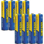 Watson AAA NiMH Rechargeable Batteries (1000mAh) - 8-Pack