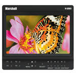 "Marshall Electronics V-LCD51 5"" Monitor and EN-EL3 Battery Adapter Kit"