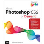 Pearson Education Book: Adobe Photoshop CS6 on Demand (2nd Edition)