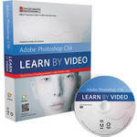 Pearson Education DVD & Book: Adobe Photoshop CS6: Core Training in Visual Communication: Learn by Video (1st Edition)
