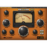 Waves H-Comp - Hybrid Compressor Plug-In (Native)