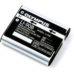 Olympus LI-90B Lithium-Ion Battery (3.6 V, 1270 mAh)