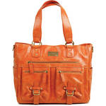 Kelly Moore Bag Libby Bag (Orange)