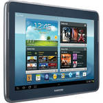 "Samsung 32GB Galaxy Note 10.1"" Tablet (Deep Gray)"