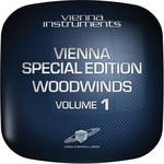 Vienna Symphonic Library Special Edition Woodwinds Volume 1