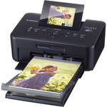Canon Black Selphy CP900 Compact Wireless Photo Printer