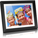 "Aluratek 15"" Digital Photo Frame With 2GB Built-in Memory"