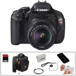 Canon Canon EOS Rebel T3i Digital Camera with 18-55mm f/3.5-5.6 Lens Essential Kit