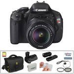 Canon Canon EOS Rebel T3i Digital Camera with 18-55mm f/3.5-5.6 Lens Deluxe Kit