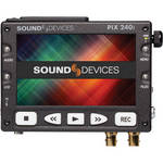 "Sound Devices PIX 240i 5"" Portable Video Recorder & Monitor"