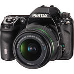 Pentax K-5 II Digital SLR Camera with SMC DA 18-55mm f/3.5-5.6 AL WR Lens Kit