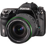 Pentax K-5 II Digital SLR Camera with SMC DA 18-135mm f/3.5-5.6 ED AL [IF] DC WR Lens Kit
