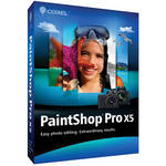 Corel PaintShop Pro X5 Photo Editing Software