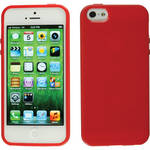 Xuma Flex Case for iPhone 5 (Red)