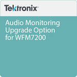 Tektronix ADD ANALOG AUD MONITORING/2x6-IN/8-OUT