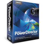 CyberLink PowerDirector 11 Ultimate Editing Software