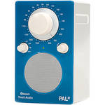 Tivoli PAL TABLE RADIO-BLUE/SILVER
