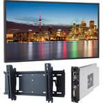 "NEC 40"" PUBLIC LCD DISPLAY MONITOR BUNDLE"