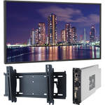 "NEC 55"" PUBLIC LCD DISPLAY MONITOR BUNDLE"