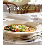 Pearson Education Book: Food Photography & Lighting: A Commercial Photographer's Guide to Creating Irresistible Images