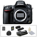 Nikon D600 Digital Camera & Accessory Kit (Body Only)