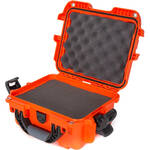 Nanuk 905-1003 Case with Cubed Foam (Orange)