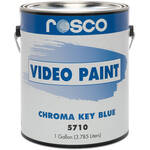 Rosco Chroma Key Paint, Blue - 1 Gallon (3.8 L)