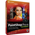 Corel PAINTSHOP PRO X5 ULTIMATE EN MINIBOX/W