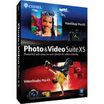 Corel PHOTO & VIDEO BUNDLE X5 EN MINI-BOX/W