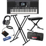 Yamaha PSR-S950 Value Bundle