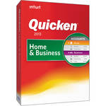 Intuit QUICKEN 2013 HOME & BUSINESS COMPLETE