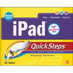 McGraw-Hill Book: iPad QuickSteps, 2nd ed.