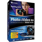 Corel PHOTO-VIDEO BDL X4 UL EN MINI BOX