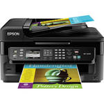 Epson Work Force WF-2540 All-in-One Wireless Color Inkjet Printer