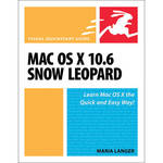 Pearson Education Book: Mac OS X 10.6 Snow Leopard: Visual QuickStart Guide