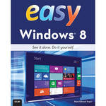 Pearson Education Book: Easy Windows 8