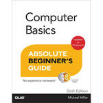 Pearson Education Book: Computer Basics Absolute Beginner's Guide, Windows 8, 6th ed.