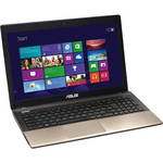 "ASUS K55A-DS51 15.6"" Notebook Computer (Mocha)"