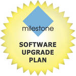 Milestone 2-Year Software Upgrade Plan for XProtect Professional Base License