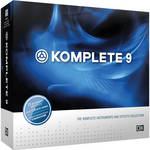 Native Instruments KOMPLETE 9 - Virtual Instruments and Effects Collection (Update from KOMPLETE 2~8)