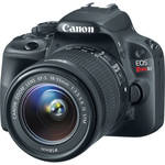 Canon EOS Rebel SL1 DSLR Camera with EF-S 18-55mm f/3.5-5.6 IS STM Lens