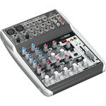 Behringer XENYX Q1002USB 10-Input, 2-Bus Small Format Mixer with USB Output