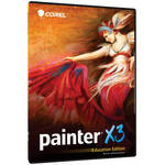 Corel Painter X3 Software (Academic License, Boxed)