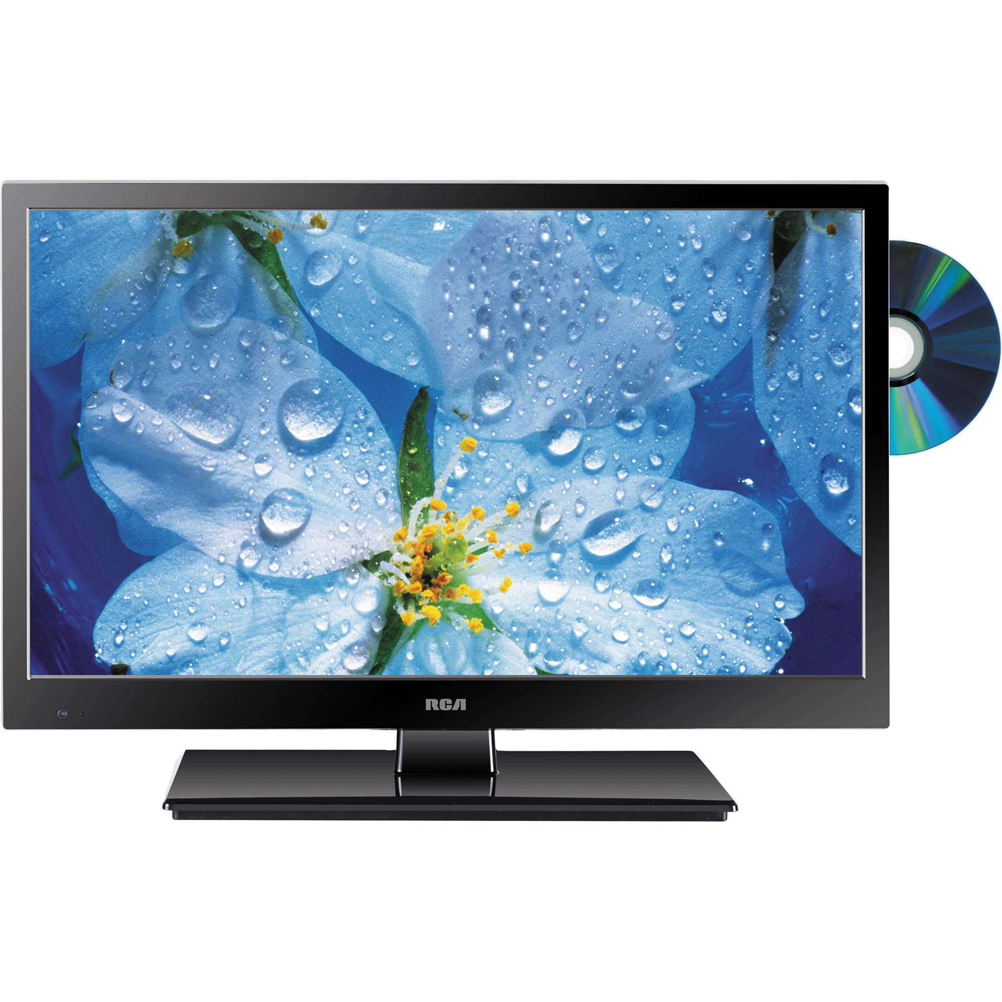 rca decg185r 19 class led hdtv dvd combo tv decg185r b h. Black Bedroom Furniture Sets. Home Design Ideas