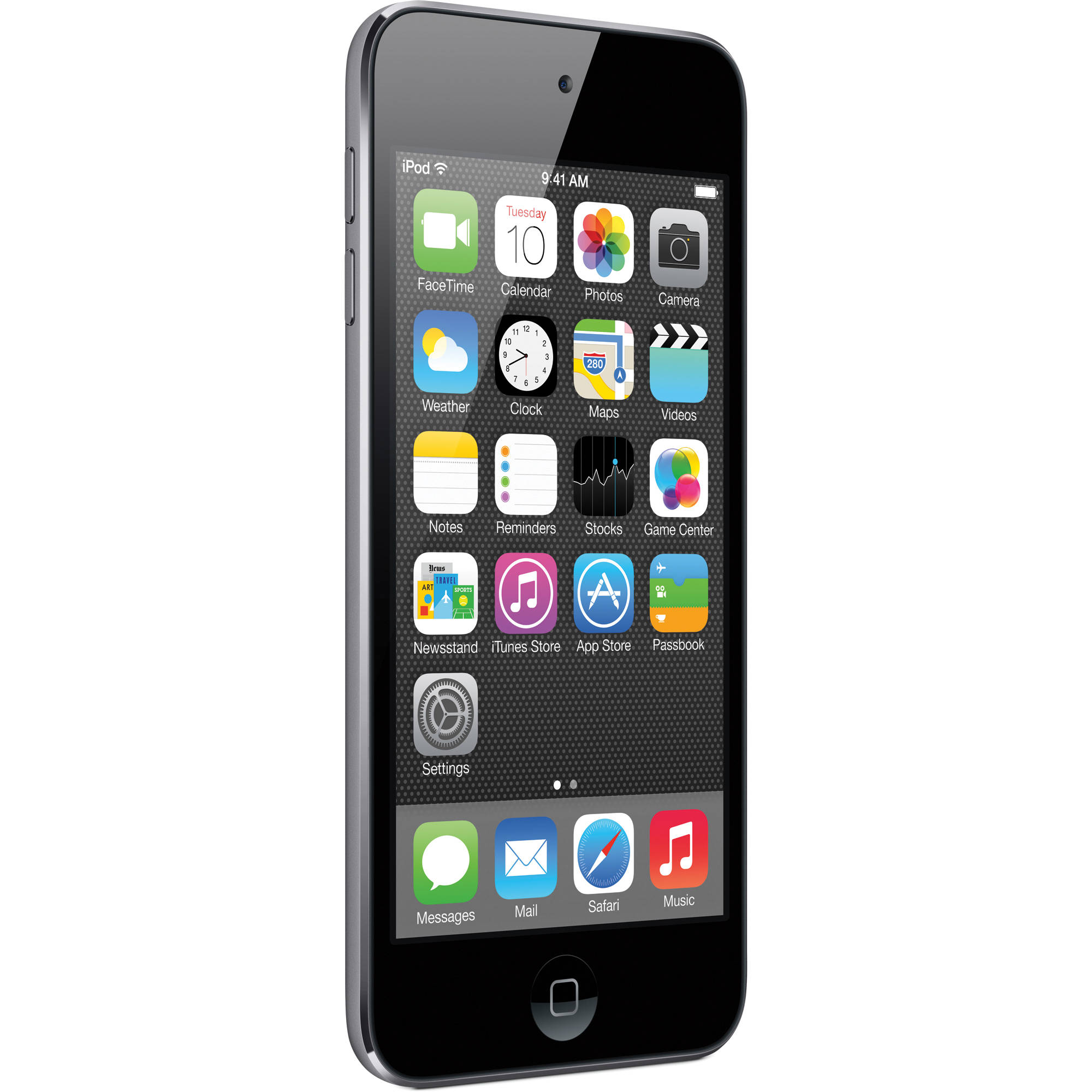 Apple 16GB iPod touch (Space Gray) (5th Generation) MGG82LL/A