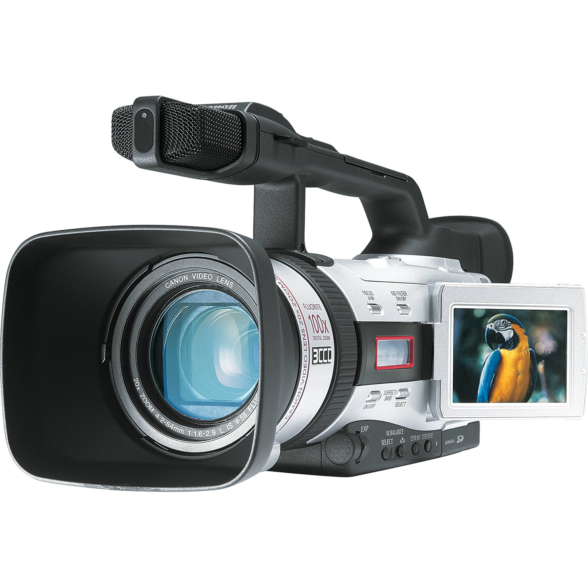 Canon zr900 mini dv camcorder manual