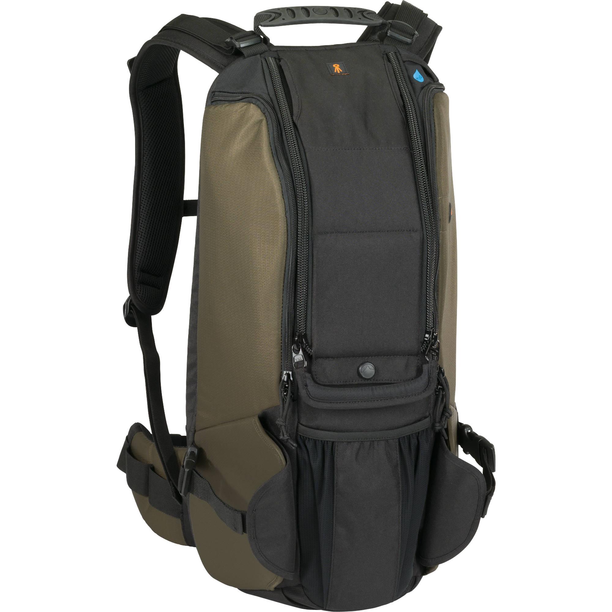 Lowepro scope porter 200 aw backpack dark olive lp36357 b h for Porte 70x200