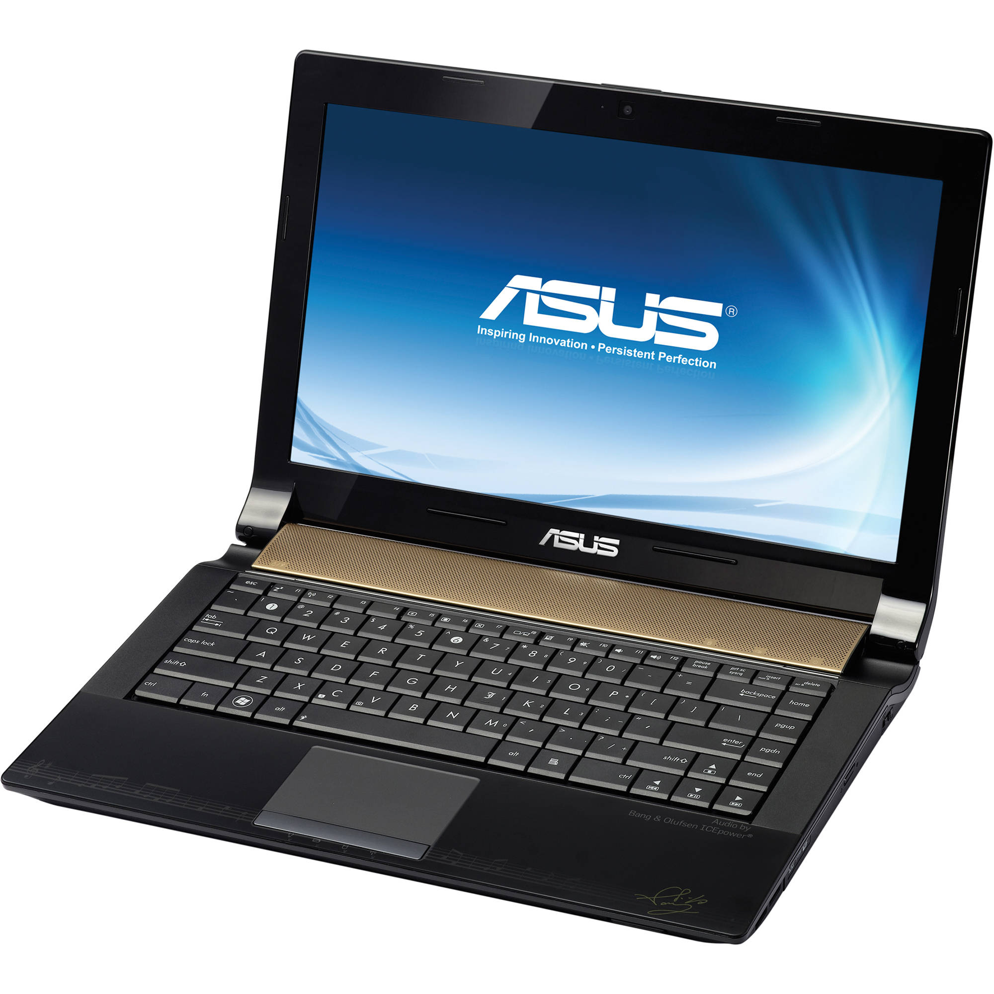 Asus N43SL Notebook Nvidia Display XP