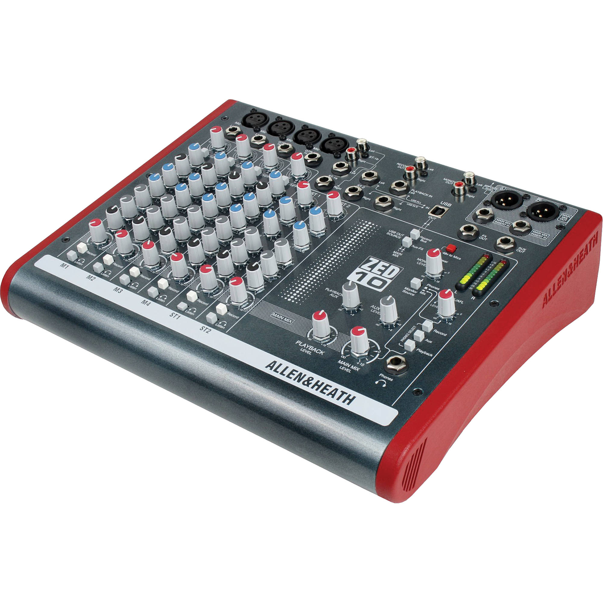 Multi Purpose Mixer ~ Allen heath zed multi purpose miniature mixer ah